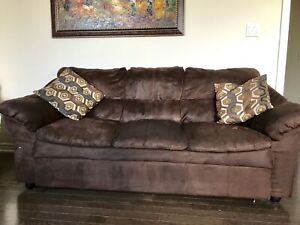 Used Cloth Sofa (3 seater + Love seat)