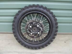 """Pit bike WHEEL, 1 x 12""""Rear as new."""
