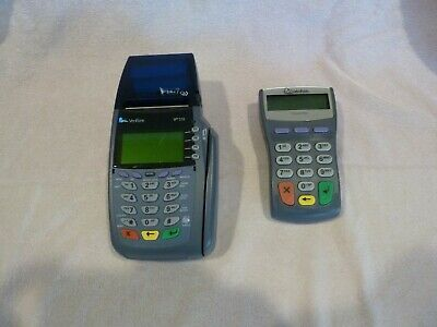 Verifone Vx510le Credit Card Terminal Vx 510 Le Pci-compliant