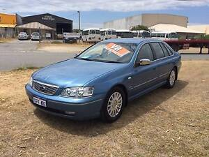 2005 Ford Fairlane GHIA MKII Sedan *5.4L V8* IMMACULATE CONDITION East Rockingham Rockingham Area Preview