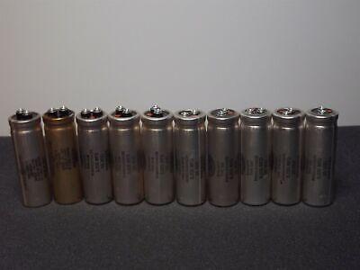 Sangamo Ge Type 500 0180-22772530 82003900 Mfd 2550 Vdc Capacitors Lot X10