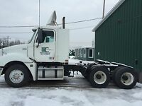 2004 freight Daycab
