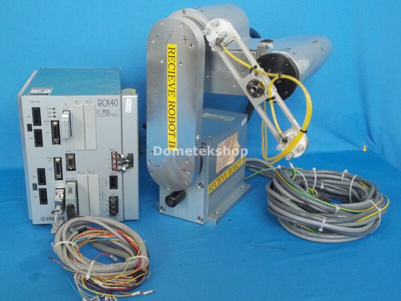 Yamaha YK400X Robot with Controller RCX40
