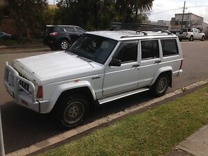 1994 Jeep Cherokee Wagon Adamstown Newcastle Area Preview