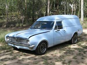 1970 Ht Holden Belmont  panelvan Kingaroy South Burnett Area Preview