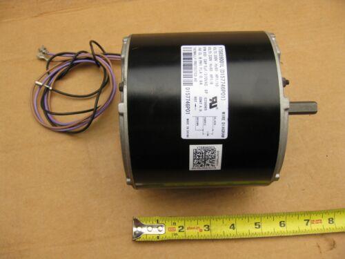 Zhongshan Broad Ocean Y7S859D01L D157746P01 Condenser Fan Motor Trane 200/230V