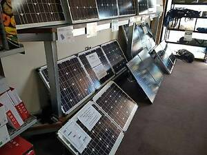 HUGE SPECIAL ON ALL OUR  12V/24V PORTABLE AND FIXED SOLAR PANELS Midvale Mundaring Area Preview