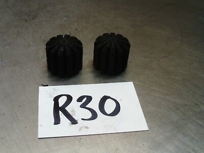 1999-2004 BMW R1150GS R1150 GS Fuel tank rubbers pair dampers *R30* for sale  Shipping to Ireland
