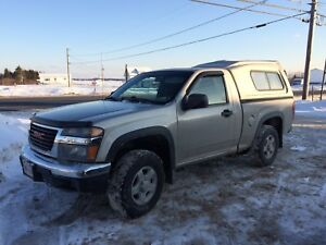 GMC Canyon 4X4 2006
