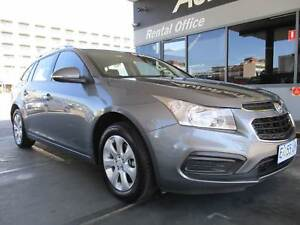 2015 Holden Cruze Sportswagon - Grey Hobart CBD Hobart City Preview