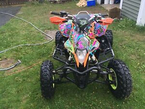 KTM 525 XC Quad For Sale Or Trade,