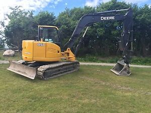 John Deere 85d financing available