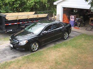 2010 Chevrolet Malibu 2lt platinum edition