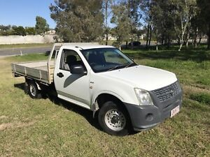 2007 Holden Rodeo Dx 5 Sp Manual C/chas