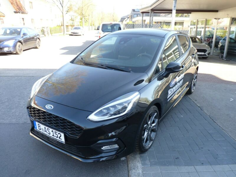 Ford Fiesta ST-Line LED/Navigation