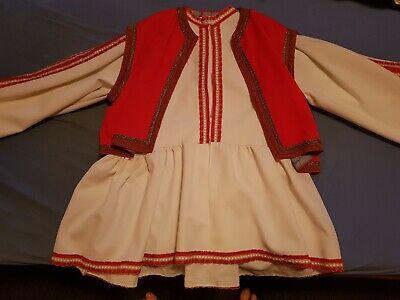 Kostüm Ungarn / Kroatien ++ Fasching  Theater ++ Gr. L ++ Neu - Ungarn Kostüm