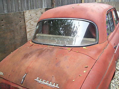 REAR WINDOW GLASS RENAULT DAUPHINE 1959 AND UP, Visit our website