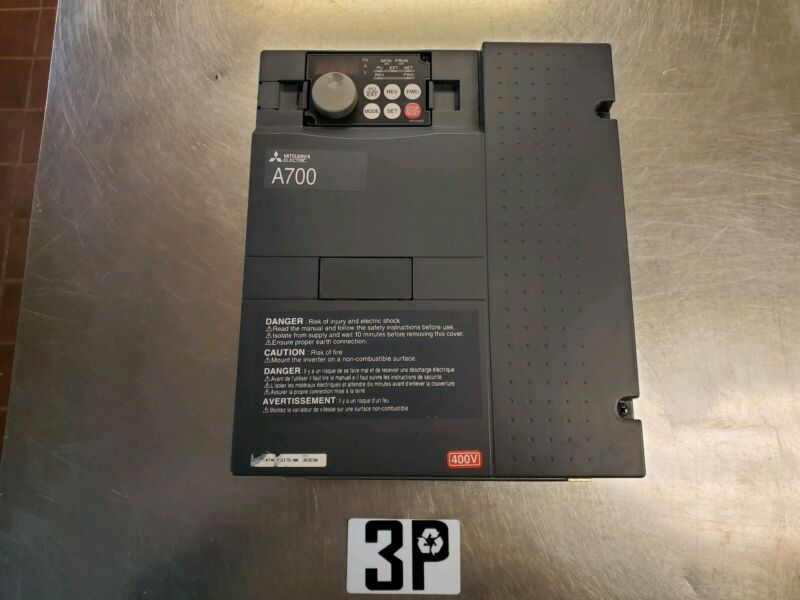 Mitsubishi Electric A700 Inverter FR-A740-00170-NA