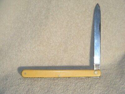 Vintage Schrade Cut. Co. Melon Tester Knife - 1904 - 1973