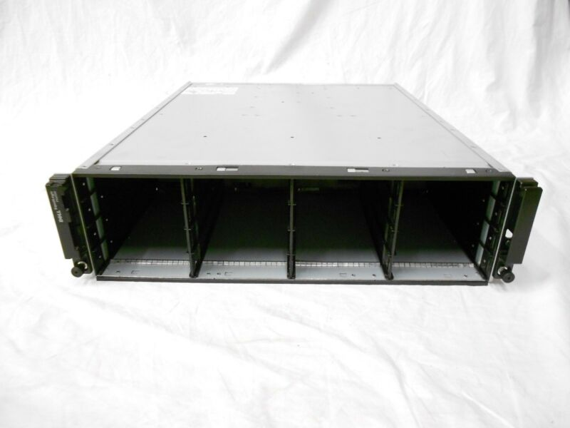 Dell Equallogic PS6000 PS6000X PS6000XV PS6000E ISCSI Storage Array Chassis