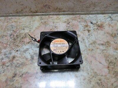 Minebea Fan Nmb-mat7 Model 4715fs-23t-b50 23vac 5060hz Cnc