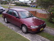 1999 toyota corolla Kanwal Wyong Area Preview