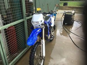 Yamaha YZ 125 Cambrian Hill Golden Plains Preview