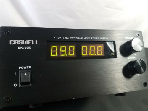 Caswell SPC-9250 Switch Mode Power Supply