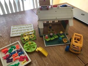 Ecole Fisher Price Vintage 923