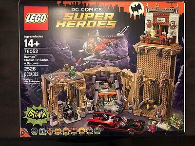 Lego Batman Classic TV Series Batcave 76052 New and Sealed