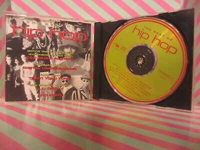 BEST OF HIP HOP CD ll cool j BOOGIE DOWN PRODUCTIONS too short (Best Of Ll Cool J)