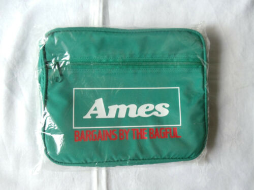 AMES DEPARTMENT STORE LUNCH BAG-BRAND NEW-VINTAGE-COLLECTIBLE