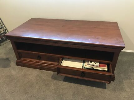 Coffee table or entertainment unit