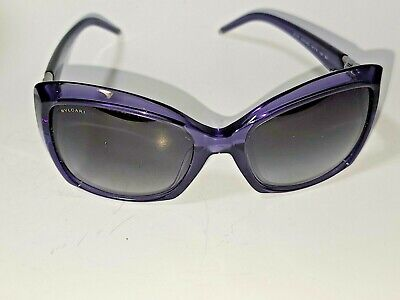 Beautiful Womens BVLGARI Sunglasses number 8133 with carrying case