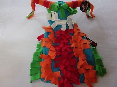 PINATA PUP  dog costume pet Petco bootique halloween XS S M party new puppy cat](Pinata Costume Halloween)
