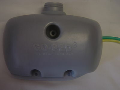 New Go-Ped Goped OEM 1 Liter Gas Tank 21