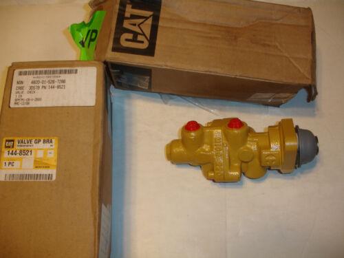 New OEM CATerpillar Brake Control Check Valve 144-8521 1448521 4820015267286 NIB