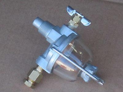 Sediment Gas Fuel Bowl Assembly For Ih International Farmall Cub Lo-boy