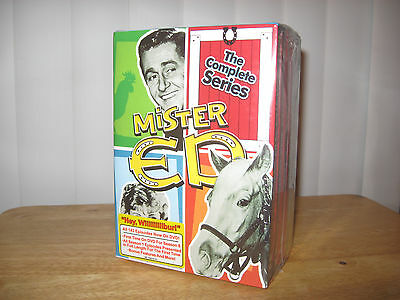 Mr  Ed The Complete Series 1 6 Dvd 22 Disc Set Brand New Sealed