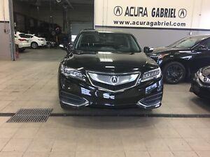 Acura RDX technologie 2017