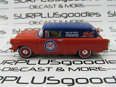 Greenlight 1:64 Scale LOOSE 1955 CHEVROLET One Fifty 150 Sedan Delivery (Sedan Delivery Wagon)