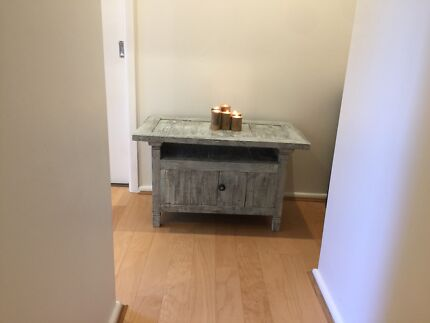 Wanted: Recycled Hardwood Rustic Asian Altar Coffee Table Storage Cupboard