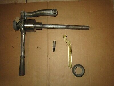 Original South Bend 10k Lathe Handlever Quick Change Collet Closer For 6k Collet