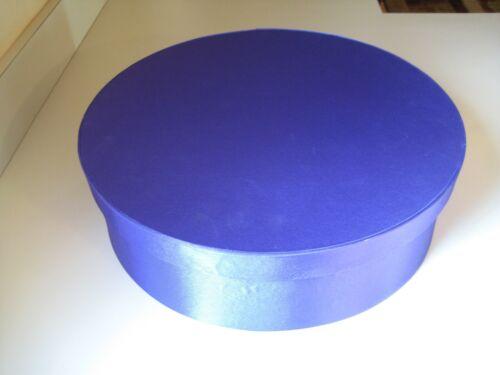 PRINCE PAISLEY PARK PURPLE ROUND BOX- NEW GIFT HAT BOX - BOX ONLY