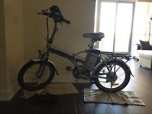 Foldable E Bike