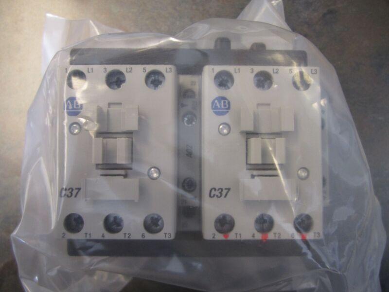 NEW ALLEN-BRADLEY 104-C37KJ22 CONTACTOR