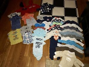Baby boy clothes - 12 months