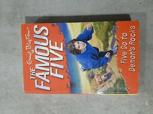 Five Go To Demons Rocks: Book 19 by Enid Blyton, Rangeville Toowoomba City Preview