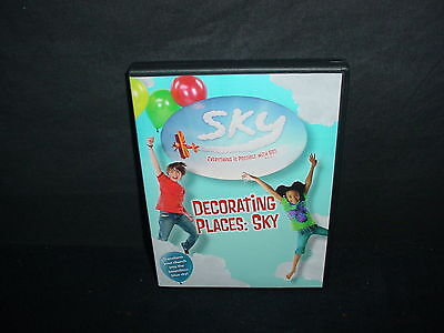 Decorating Places Sky DVD Video Vacation Bible School](Vacation Bible School Decorations)