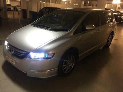 Honda Odyssey luxury, LONG REGO!!!